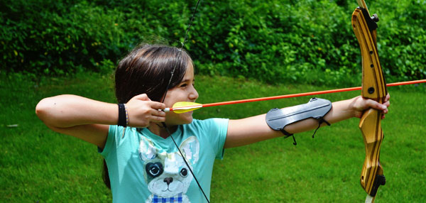 Camp Mohawk Archery